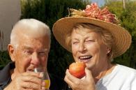 Zum Bereich Senioren - Service