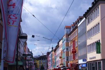 Immobilienmaklerin Würzburg - Büro Kaiserstrasse