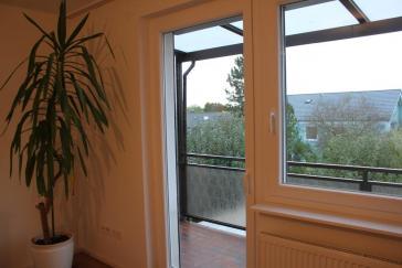 Immobilienmaklerin Würzburg - 3 Zimmerwohnung an der Keesburg